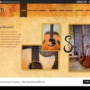 Stearn Website