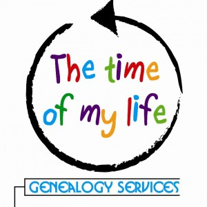 Time of My Life Logo