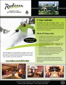ski flyer